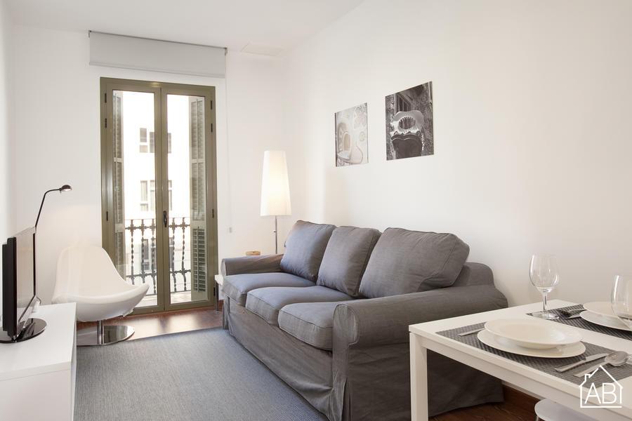 AB Montjuic - Spazioso appartamento con tre camere vicino a Plaça Espanya - AB Apartment Barcelona