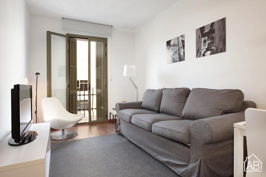 AB Montjuic - Современная трехкомнатная квартира рядом с площадью Испании - AB Apartment Barcelona