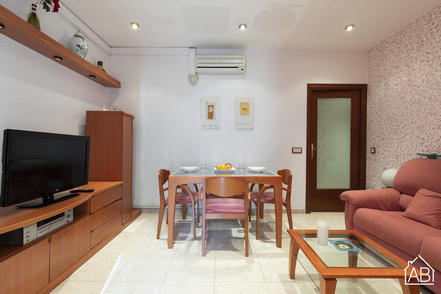 AB Sant Antoni - Cosy one bedroom apartment in Sant Antoni neighbourhood - AB Apartment Barcelona