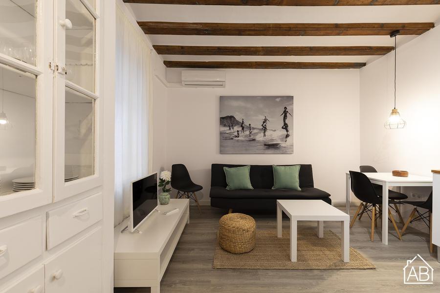 AB Barceloneta Vinaros Street VI - Moderno Apartamento de un Dormitorio junto a la Playa de la Barceloneta - AB Apartment Barcelona
