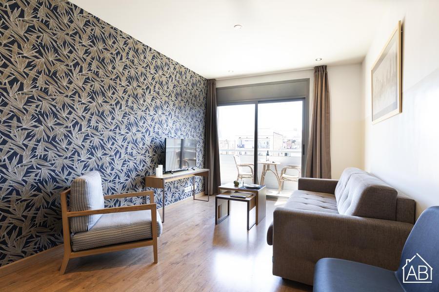 AB Sagrada Familia Premium III-II - Modern 2-bedroom apartment with private balcony close to Sagrada Familia - AB Apartment Barcelona