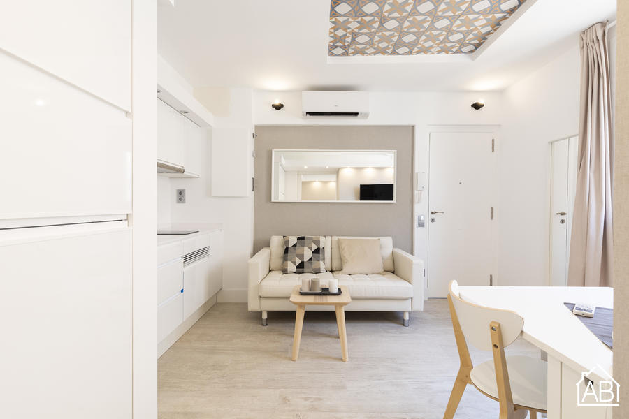 AB Barceloneta Fisherman VI - One-bedroom apartment next to Barceloneta Beach - AB Apartment Barcelona
