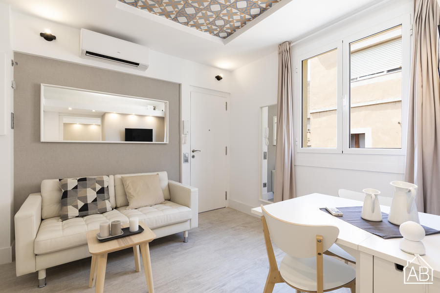 AB Barceloneta Fisherman VII - Modern one-bedroom apartment near Barceloneta Beach - AB Apartment Barcelona