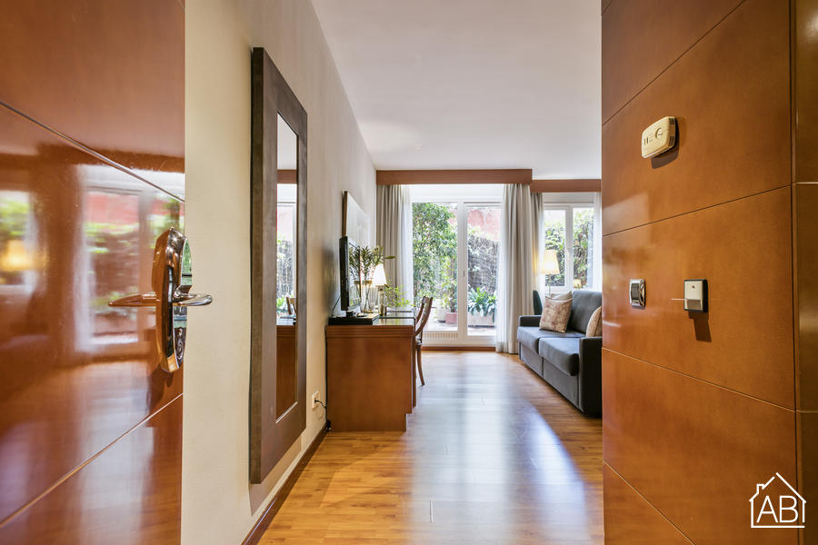 AB Mariano Cubi 213 - Wonderful One-Bedroom Apartment with Private Terrace in Gràcia - AB Apartment Barcelona