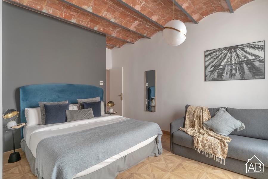 AB Escudellers 2 - Stylish Apartment for up to Five-People with Balcony in the Gothic QuarterAB Apartment Barcelona -
