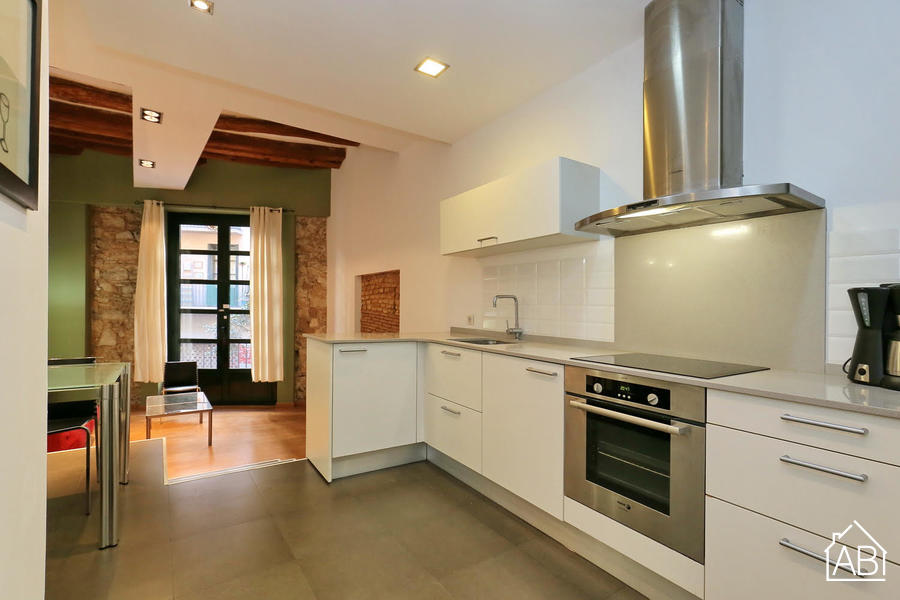 AB Born - Spacious 2-Bedroom Apartment in El Born Neighbourhood - AB Apartment Barcelona