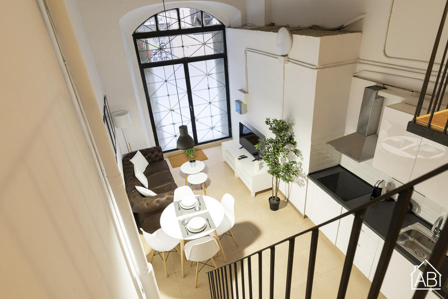 AB Centric Apartments GF1 - Stylish Two-Bedroom Apartment in the City Centre - AB Apartment Barcelona