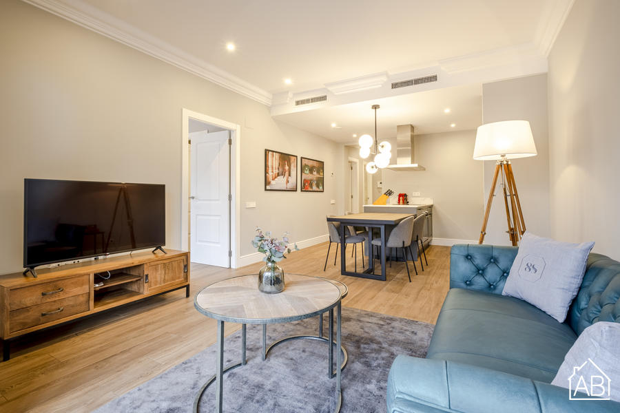 2 Bedroom apartment next to passeig de gracia -  - AB Apartment Barcelona