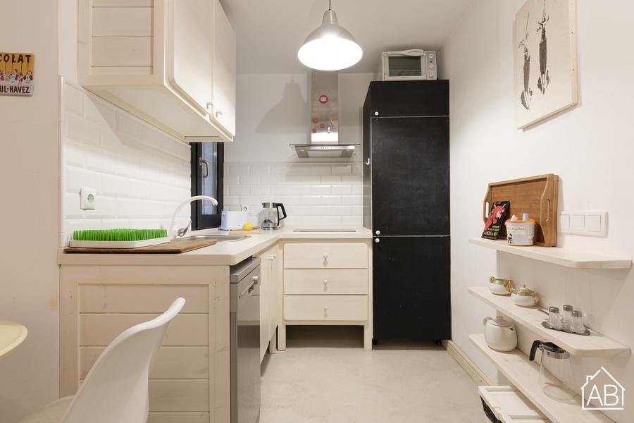 AB Drassanes - Spacious One-Bedroom Apartment in Ciutat Vella - AB Apartment Barcelona
