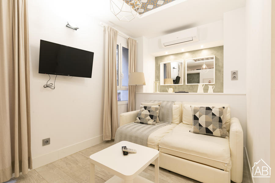 AB Meer Barceloneta - Beautiful One-Bedroom Apartment in Barceloneta - AB Apartment Barcelona