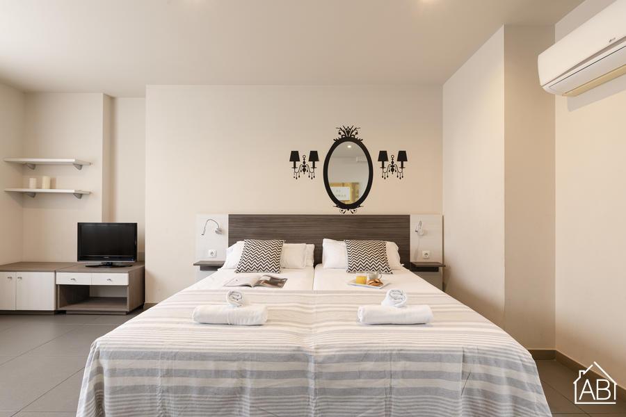 AB Sants Studio 502 -  - AB Apartment Barcelona