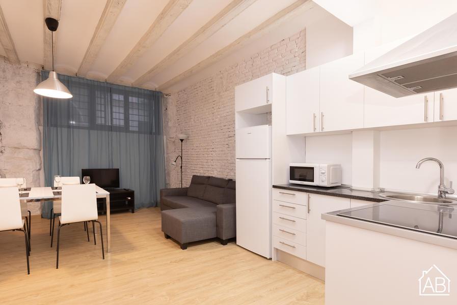 Ramblas Building Groundfloor 1 -  - AB Apartment Barcelona