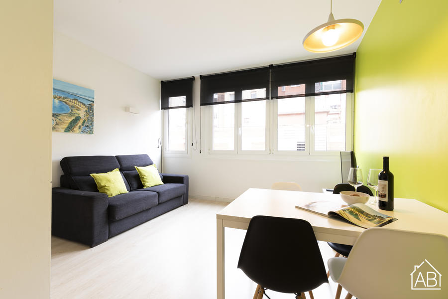AB Centric Studios 203 - Comfortable studio apartment in Eixample - AB Apartment Barcelona