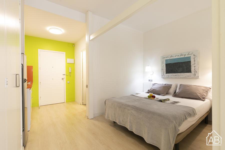 AB Centric Studios 208 - Modern studio apartment in Eixample - AB Apartment Barcelona