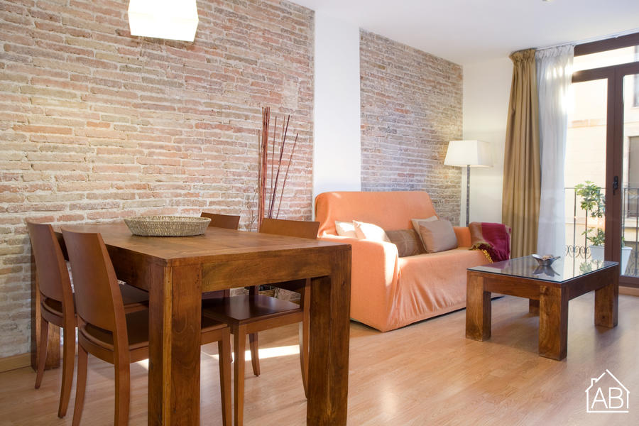 Ramblas Liceu 201 - Charming apartment within walking distance of Las Ramblas - AB Apartment Barcelona