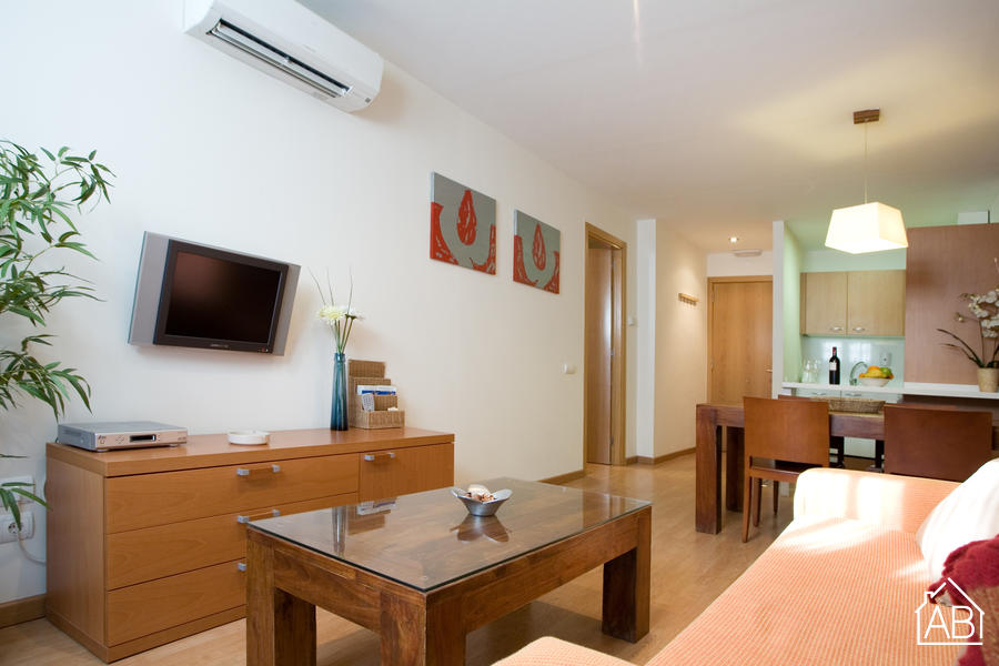 Ramblas Liceu 301 - Lovely 1-bedroom Apartment near Las Ramblas - AB Apartment Barcelona