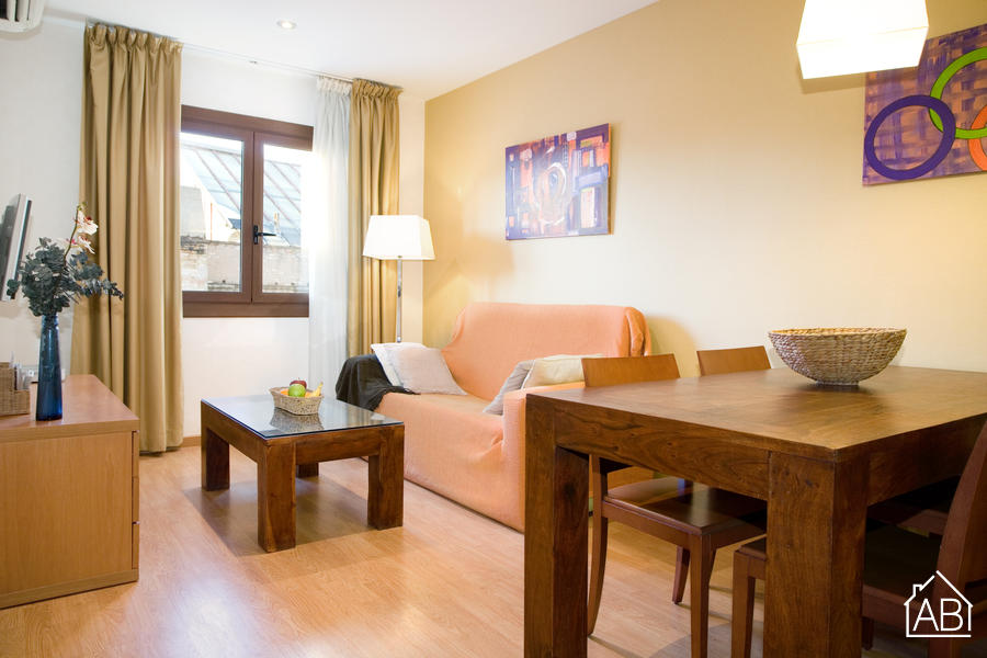 Ramblas Liceu 41 - Comfortable 2-bedroom Apartment near Las Ramblas - AB Apartment Barcelona