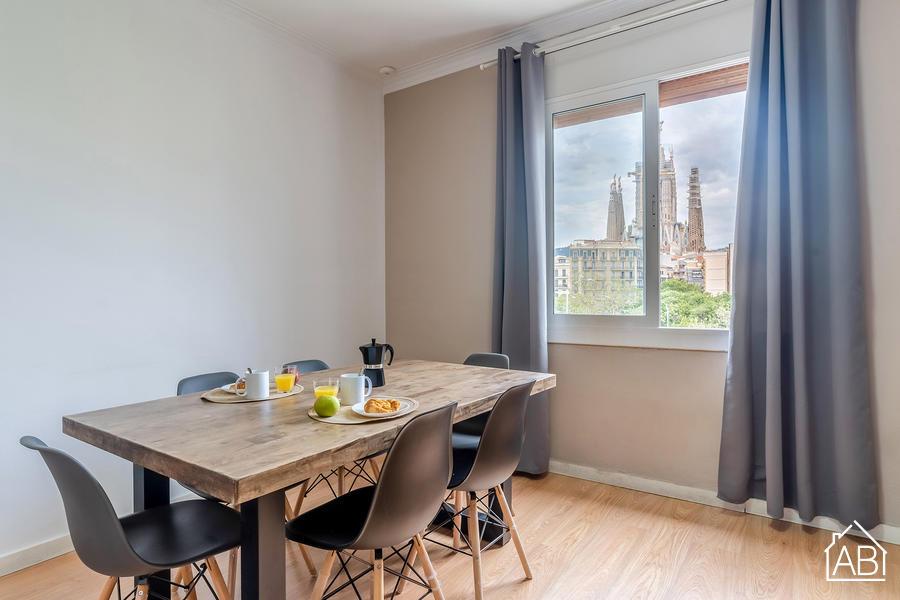 AB Monumental 3-1 - Appartement de Trois Chambres avec vue sur la Sagrada Familia dans l´Eixample - AB Apartment Barcelona