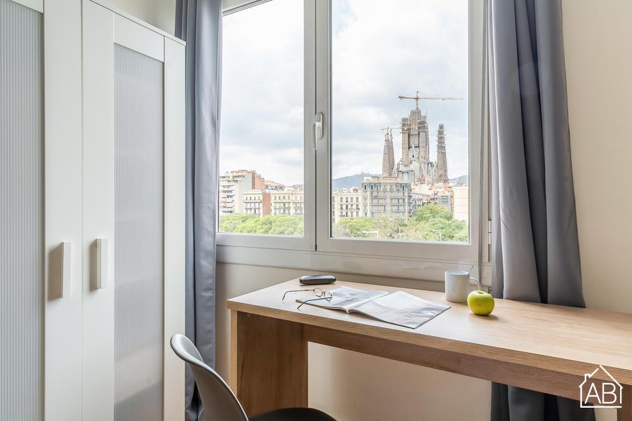 AB Monumental 4-2 - Comfortable Three-Bedroom Apartment with Sagrada Familia views - AB Apartment Barcelona