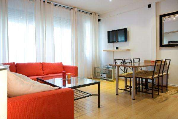AB Codols 3 Apartment - Luminous 2-bedroom Gothic Quarter Apartment - AB Apartment Barcelona