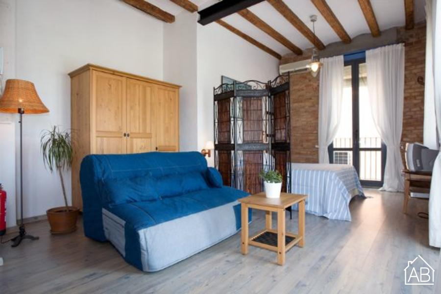 AB Barceloneta Blue - Bel appartement lumineux à Barcelone - AB Apartment Barcelona