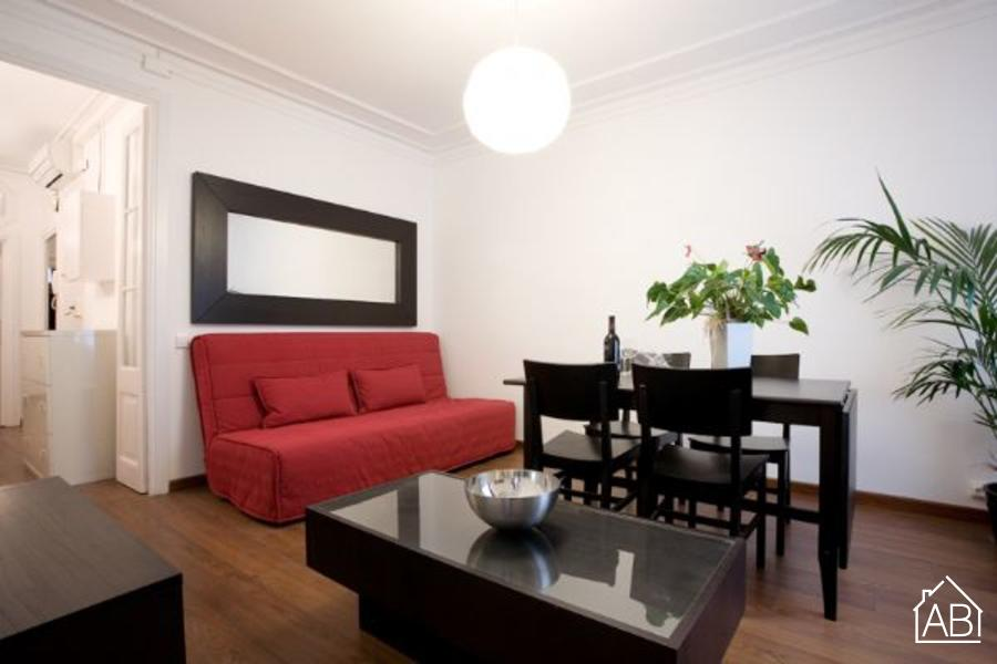 AB La Rambla - Gorgeous apartment for 6 on Las Ramblas - AB Apartment Barcelona