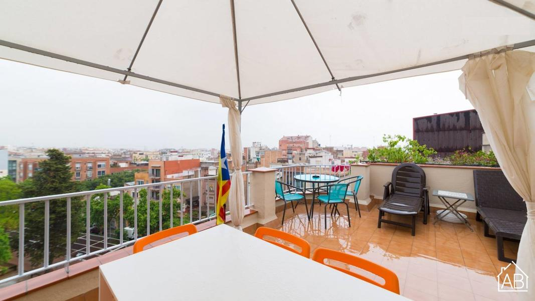 Xifre Duplex -  Cozy penthouse in Eixample neighborhood - AB Apartment Barcelona