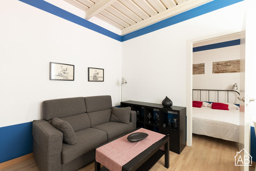 AB Gine i Partagas Apartment - Lovely one-bedroom apartment in Barceloneta - AB Apartment Barcelona