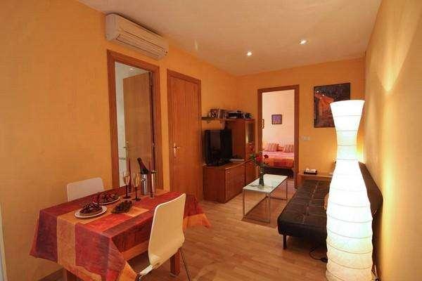 AB Plaza España- Fira Barcelona - Comfortable apartment close to the Fira de Barcelona - AB Apartment Barcelona