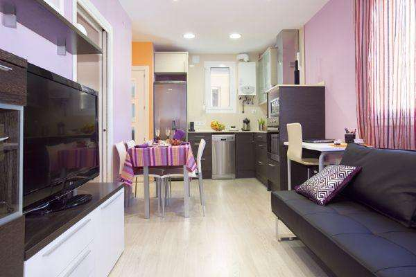 AB Plaza España- Fira Barcelona II - Nettes 2-Zimmer Apartment in der Nähe von Plaça d´Espanya - AB Apartment Barcelona
