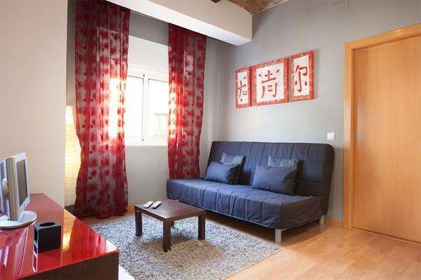 Alcanar Mar - One-bedroom apartment close to the beach in BarcelonaAB Apartment Barcelona -