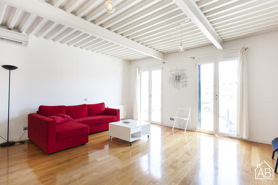 AB Barceloneta Market Square - Modernes Apartment im Loftstil in Barceloneta - AB Apartment Barcelona