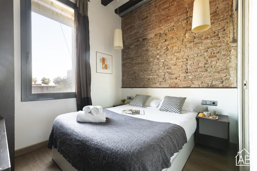 AB Barceloneta Beach 8 - Grazioso Appartamento studio vicino al  Port Olímpic - AB Apartment Barcelona