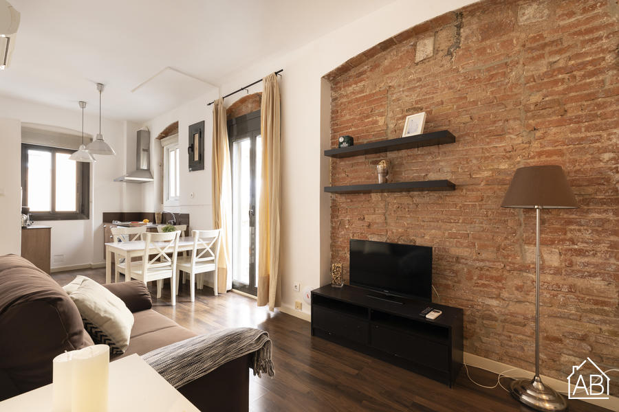 AB Plaza Barceloneta II - Lovely apartment, just one street from the Barcelona port - AB Apartment Barcelona