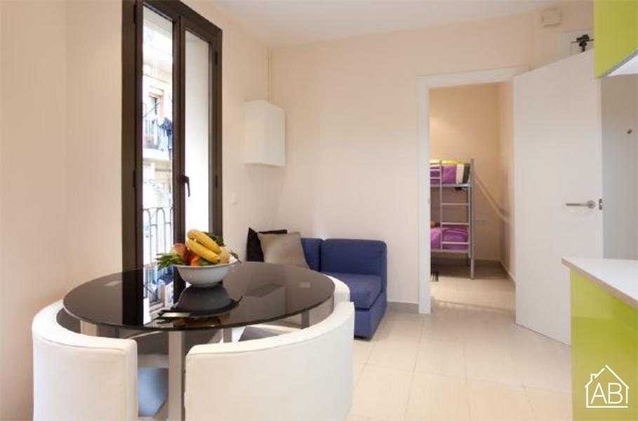 AB Berenguer Mallol - Modern apartment in Barcelona by the Mediterranean Sea - AB Apartment Barcelona
