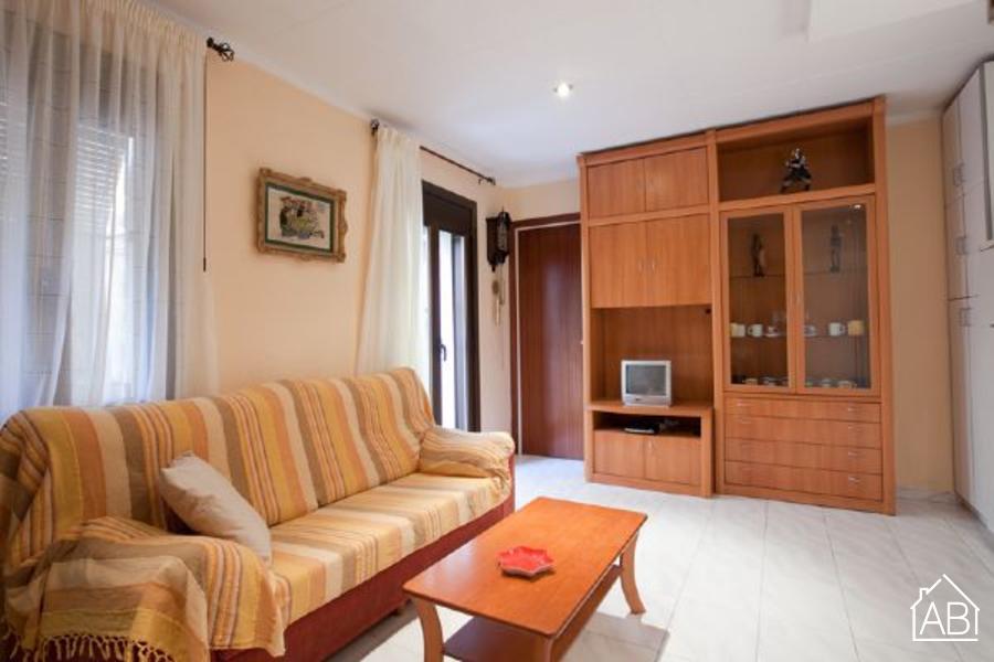 AB Pescadores I - 舒适的公寓,位于巴塞罗那海滩旁边 - AB Apartment Barcelona