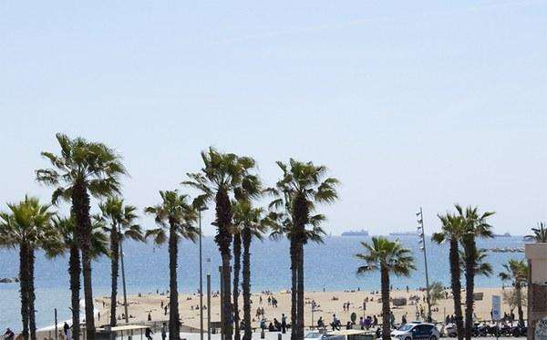 Barceloneta Beach 850 - Cozy apartment with a balcony only meters from the beach. - AB Apartment Barcelona