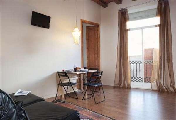 AB Nou de la Rambla 1 Apartment - شقة أنيقة تقع على مقربة من مونتجويكAB Apartment Barcelona -