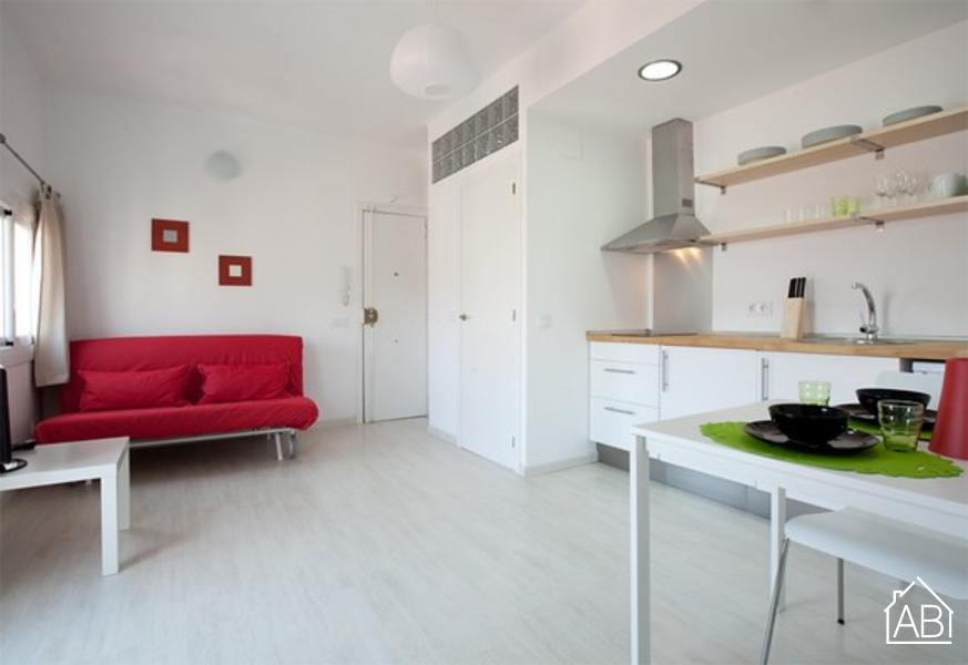 AB Barceloneta Beach Studio - Cheerful studio apartment in Barceloneta located close to the beach - AB Apartment Barcelona