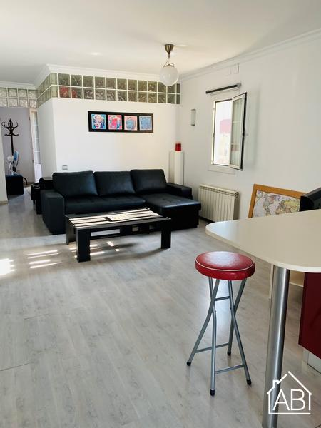 AB Mar Bella Beach Loft - Apartamento luminoso de 1 dormitorio en Poblenou - AB Apartment Barcelona