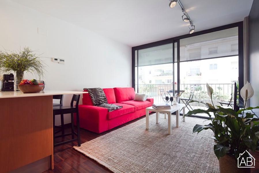 AB San Gervasi Sun 4 Apartment - Moderne und helle Ferienwohnung in Barcelona - AB Apartment Barcelona