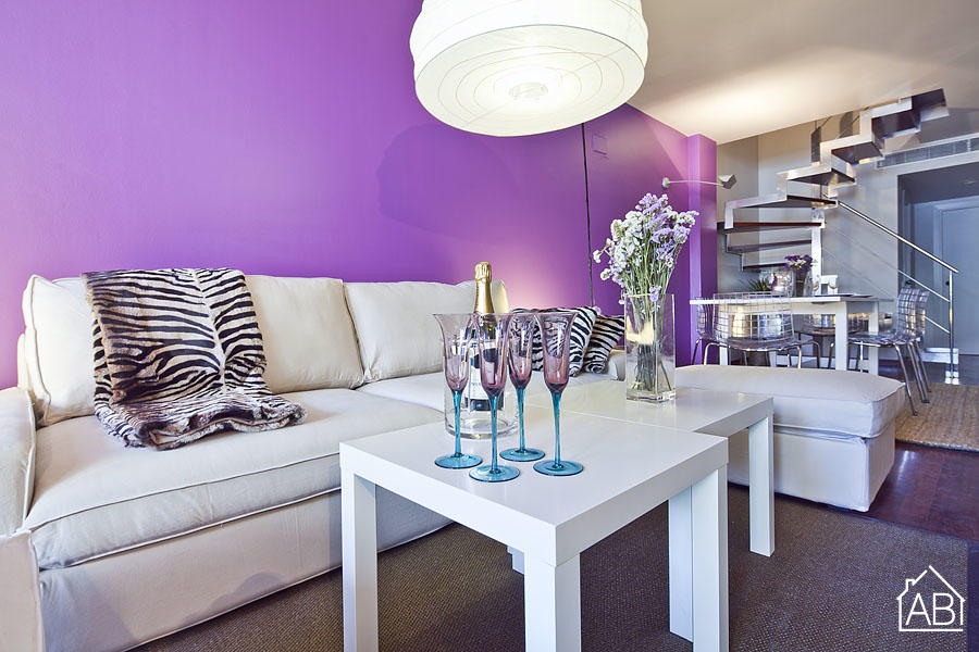 AB Putxet Sunny B28 Apartment - Luxe appartement met een zwembad in de wijk Sarrià in Barcelona - AB Apartment Barcelona