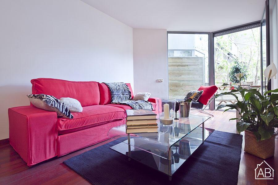 AB Putxet Sunny B30 Apartment - Квартира с бассейном, Барселона - AB Apartment Barcelona