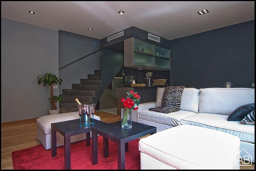 AB Gracia Holiday 2 Apartment - Великолепные апартаменты с бассейном в Грасиа - AB Apartment Barcelona