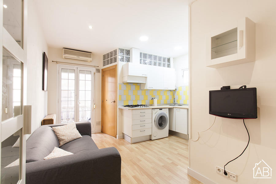 AB Alcanar bcn Apartment - Lovely apartment steps from the Barceloneta beach. - AB Apartment Barcelona