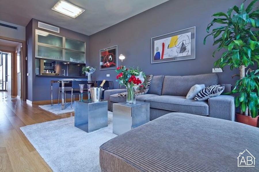 AB Picasso Arc de Triomf - Красивая квартира с общей террасой и бассейном - AB Apartment Barcelona