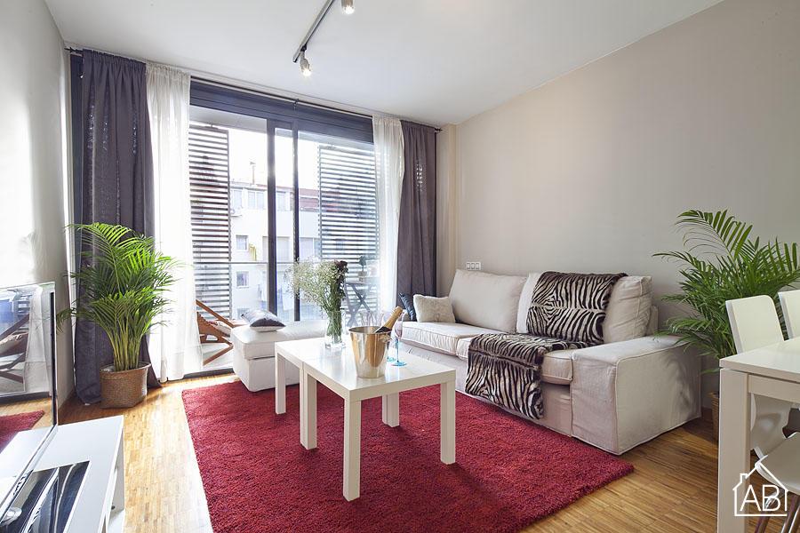 AB Sant Gervasi Funny 3 -  شقة جميلة من ثلاث غرف نوم برشلونة في موقع رائعAB Apartment Barcelona -